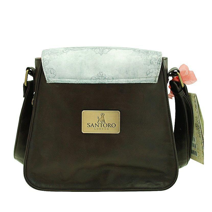 021d335d43 Kabelka Santoro - Mirabelle Saddle Bag - Curiosity 448EC01